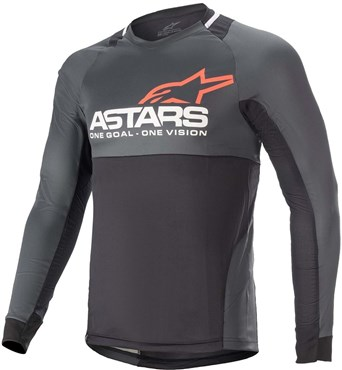 Alpinestars Drop 8.0 Long Sleeve Cycling Jersey