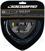 Product image for Jagwire Road Elite Link Brake Cable Kit