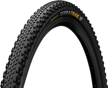 "Continental Terra Trail 27.5""/650B Folding Gravel Tyre"