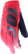 100% Brisker Long Finger Cycling Gloves