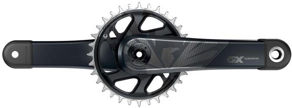 SRAM GX Carbon Eagle Boost 148 Dub 12S Direct Mount Cranks