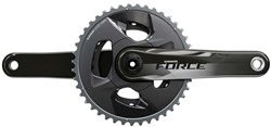 SRAM Crankset Force Wide D1 Dub Chainset 43-30 (Bb Not Included)