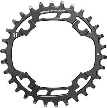 SRAM X-Sync Apex 1 11 Speed Asymmetric Chain Ring