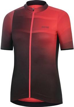 Gore Ardent Womens Short Sleeve Jersey