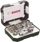 Bosch 26 Piece Screw/Ratchet Set
