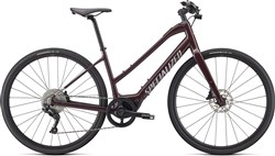 Product image for Specialized Vado SL 4.0 Step Through 2022 - Electric Hybrid Bike