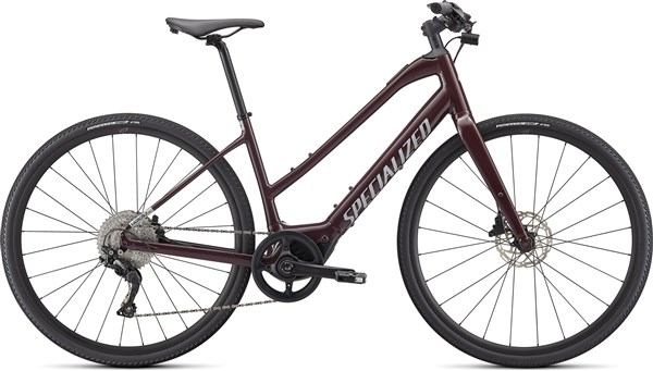Specialized Vado SL 4.0 Step Through 2022 - Electric Hybrid Bike
