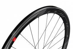Fulcrum WIND 40 DB HG Wheelset with Free GP5000 Tyres & Tubes