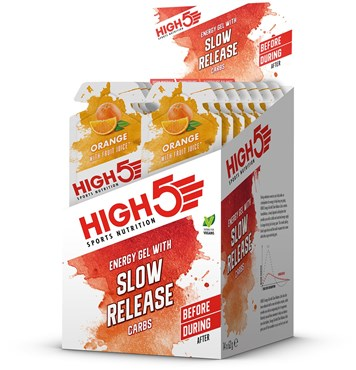 High5 Slow Release Gel