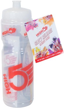 High5 Slow Release Starter Kit + 750ml Bottle