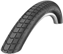 "Schwalbe Super Moto-X SnakeSkin GreenGuard Dual Compound Wired 26"" E-MTB Tyre"