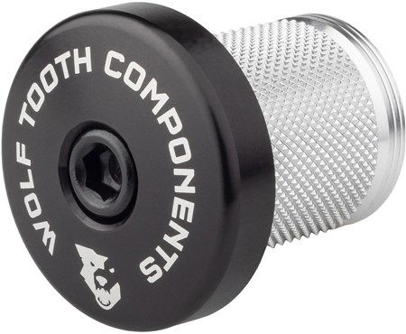 Wolf Tooth Compression Plug with Integrated Spacer Stem Cap