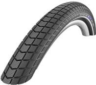 "Schwalbe Big Ben Reflective RaceGuard SBC Compound E-50 Endurance Wired 28"" Tyre"