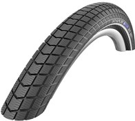 "Product image for Schwalbe Big Ben Reflective RaceGuard SBC Compound E-50 Endurance Wired 28"" Tyre"