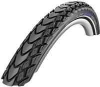 "Product image for Schwalbe Marathon Mondial Reflective Endurance K-Guard LiteSkin 26"" MTB Tyre"