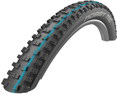 "Schwalbe Nobby Nic Addix Speedgrip SnakeSkin TL Apx 27.5"" MTB Tyre"
