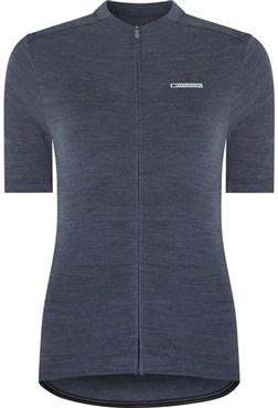 Madison Roam Womens Merino Short Sleeve Jersey