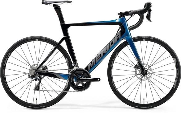 Merida Reacto Disc 5000 - Nearly New - 52cm 2020 - Road Bike