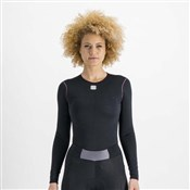 Sportful Midweight Womens Long Sleeve Cycling Tee