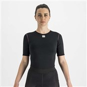 Sportful Midweight Womens Short Sleeve Cycling Tee