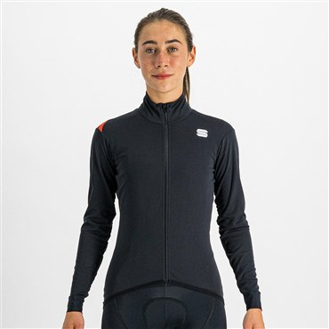 Sportful Fiandre Light No Rain Womens Short Sleeve Cycling Jacket