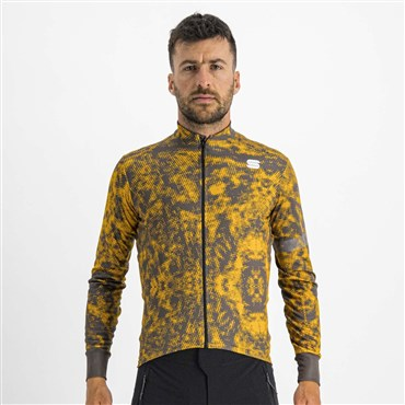 Sportful Escape Supergiara Thermal Long Sleeve Cycling Jersey
