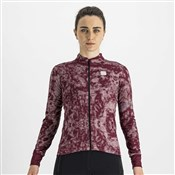 Sportful Escape Supergiara Womens Thermal Long Sleeve Cycling Jersey
