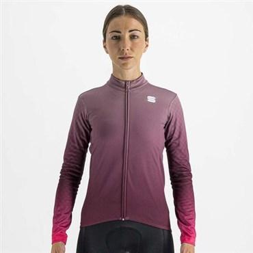 Sportful Rocket Womens Thermal Long Sleeve Cycling Jersey