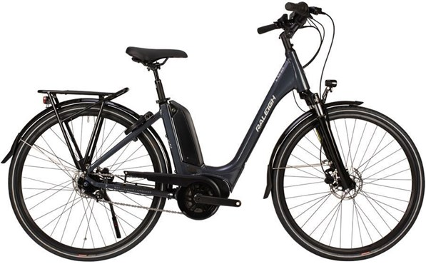 Raleigh Motus Tour Hub Lowstep - Nearly New - 46cm 2020 - Electric Hybrid Bike