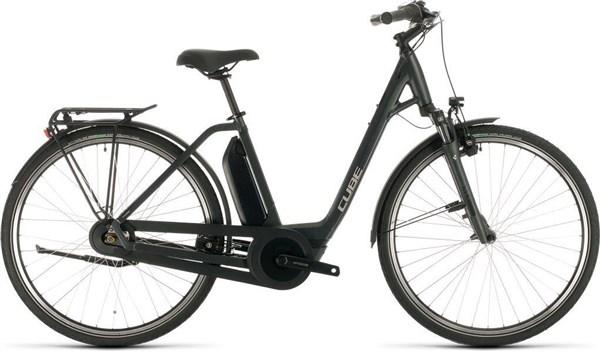 Cube Export Town Hybrid One 400 2021 - Hybrid Classic Bike