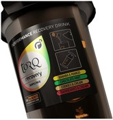 Torq Recovery Mixer Bottle with Pack of 4 Mixed Flavours