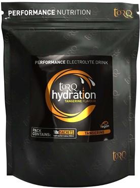Torq Hydration Drink Single Serve Sachets - Pack of 10 x 18g