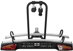 Menabo Merak K Platform 2 Bike Tilting Towball Car Rack