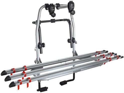 Menabo Steelbike Platform 3 Bike Boot Car Rack