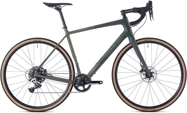 Genesis Datum - Nearly New - 54cm 2020 - Gravel Bike