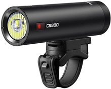 Product image for Ravemen CR800 USB Rechargeable T-Shape Anti-Glare Front Light with Remote - 800 Lumens