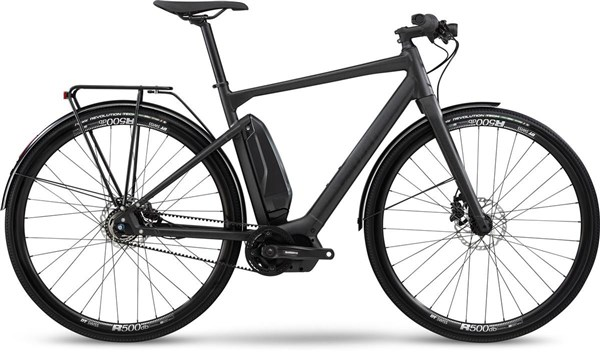 BMC Alpenchallenge AMP City Two - Nearly New - L 2020 - Electric Hybrid Bike