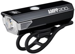 Product image for Cateye AMPP 200 Front Bike Light