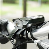 Cateye AMPP 200 & ViZ 100 Bike Light Set