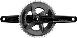 Product image for SRAM Rival DUB 12 Speed Double Chainset