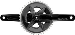 SRAM Rival DUB WIDE 12 Speed Double Chainset
