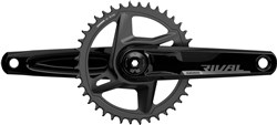 SRAM Rival 1x DUB WIDE 12 Speed Chainset