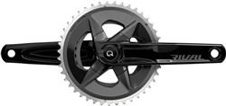 SRAM Rival Quarq Road Power Meter DUB WIDE 43/30T Chainset