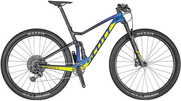 """Scott Spark RC 900 Team Issue AXS 29"""" - Nearly New - L 2020 - XC Full Suspension MTB Bike"""