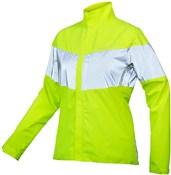 Endura Urban Luminite EN1150 Womens Waterproof Cycling Jacket
