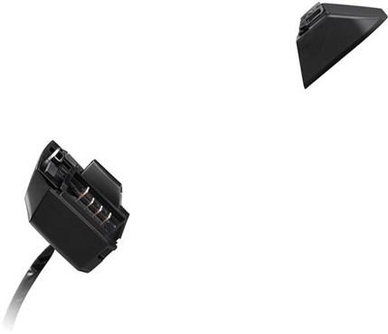 Shimano BM-E6010 Steps battery mount for BT-E6010 with charging port