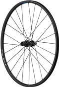Product image for Shimano RS370 Tubeless Compatible Centre-Lock Disc Rear Wheel