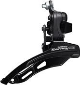 Product image for Shimano FD-TZ510 6-speed MTB front derailleur