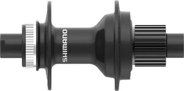 Shimano FH-MT401 12-speed Centre Lock disc mount Micro Spline Rear Hub