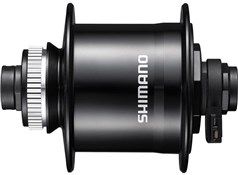 Product image for Shimano Dynamo hub, 6v 3w for Center Lock disc